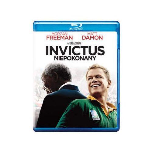 Invictus - Niepokonany (Blu-Ray) - Clint Eastwood DARMOWA DOSTAWA KIOSK RUCHU (7321999262785)