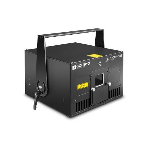 d force 5000 rgb - professional pure diode show laser marki Cameo