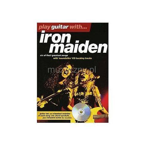 PWM Iron Maiden - Play guitar with... (utwory na gitarę + CD)