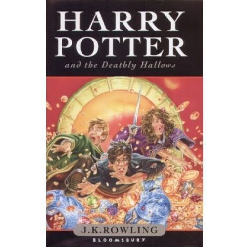Harry Potter and the Deathly Hallows (Children`s Edition), Bloomsbury