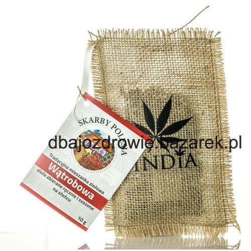 Herbata ziołowa wątrobowa, , 50g marki India cosmetics