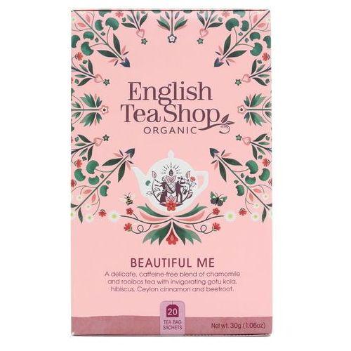 Herbatka Piękna Ja 20x1,5g BIO 30 g English Tea Shop