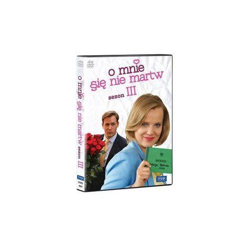 O mnie się nie martw sezon 3. darmowy odbiór w niemal 100 księgarniach! marki Głowacka anna, leżeńska katarzyna