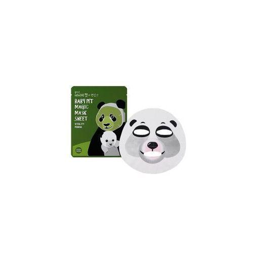 baby pet magic panda, maska zwierzęca - panda marki Holika holika