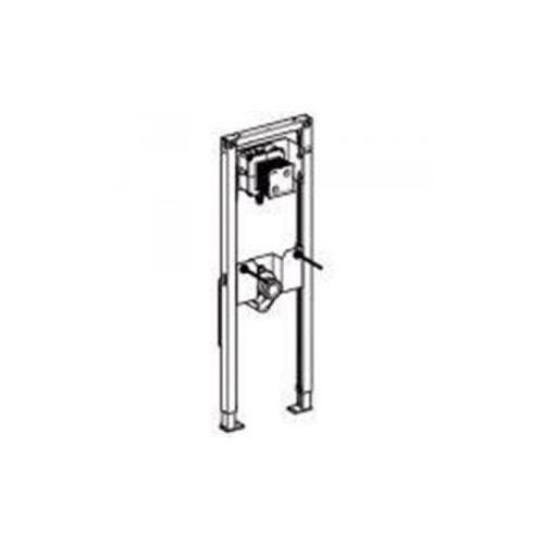 Geberit Duofix - element montażowy do pisuaru Joly, H112/H122 111.618.00.1 - produkt z kategorii- Stelaże i zestawy podtynkowe