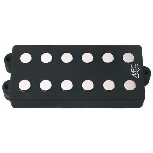 Mec mm 6 string bridge-rear przetwornik gitarowy