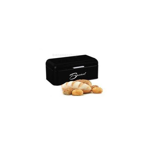 Chlebak stalowy salvador czarny mat duży marki Tadar