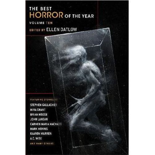 The Best Horror of the Year. Vol.10 Datlow, Ellen (9781510716674)