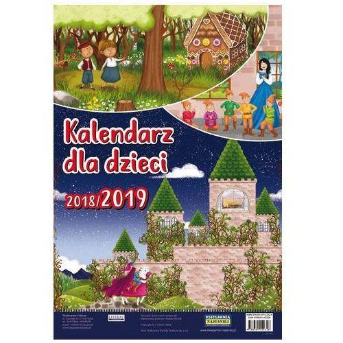 Kalendarz ścienny 2018/2019 Dla dzieci (9788381142328)