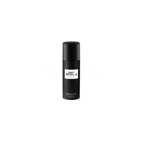 David beckham classic dezodorant spray 150ml + próbka gratis! marki David & victoria beckham