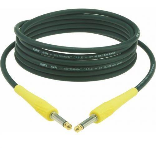 Klotz kabel gitarowy 6m złącze żółte