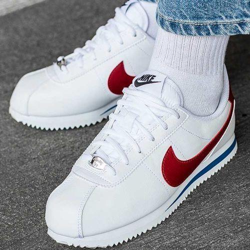 Nike Cortez Basic SL, kolor biały