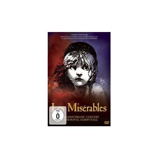 Les miserables - 10th anniversary concert at the royal albert hall, 1 dvd (softbox) marki Wvg medien