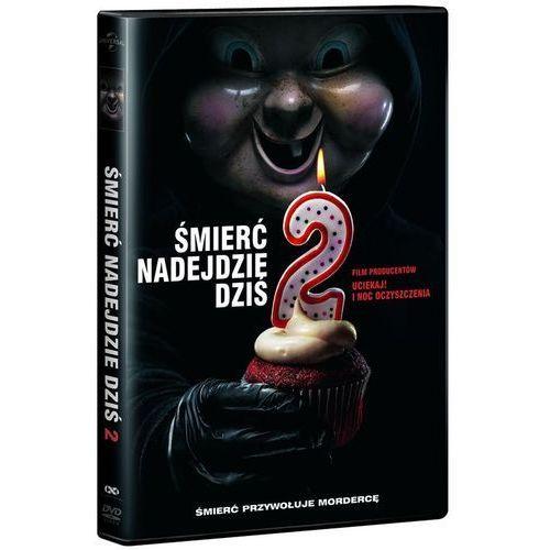 Śmierć nadejdzie dziś 2 (Płyta DVD)