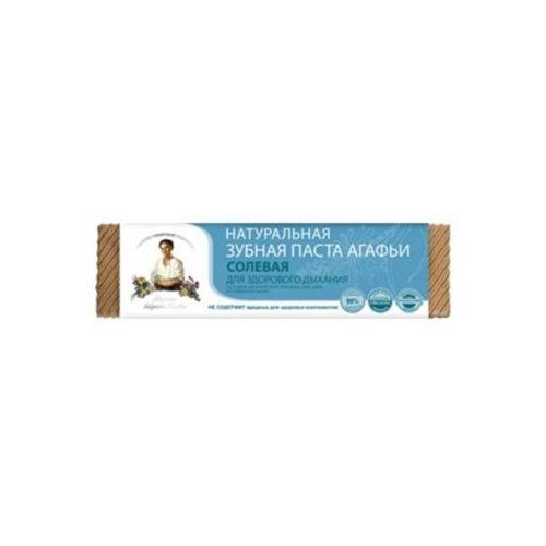 Agafi (kosmetyki) Org. pasta do zęb.solna śwież.oddech75ml-rba-agafi