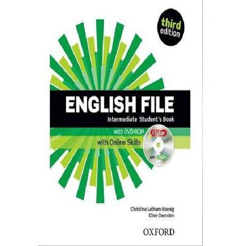 English File Third Edition Intermediate podręcznik + online skills