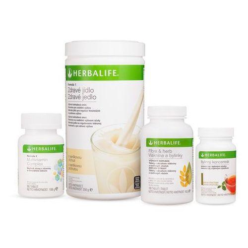 Herbalife Zestaw zdrowy posiłek - z koktajlem f1 550g