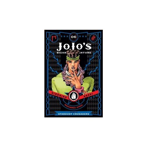JoJo's Bizarre Adventure: Part 3--Stardust Crusaders, Vol. 6 (9781421591728)