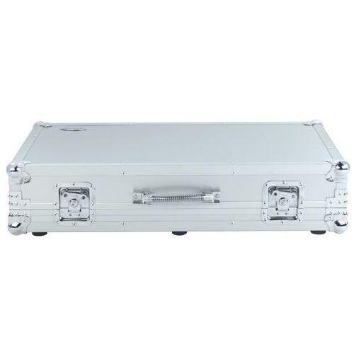 Rockcase rc-23020-sa professional flight case, pedalboard, aluminiowy