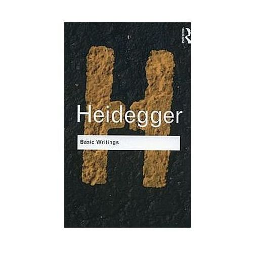 Basic Writings: Martin Heidegger (9780415584821)