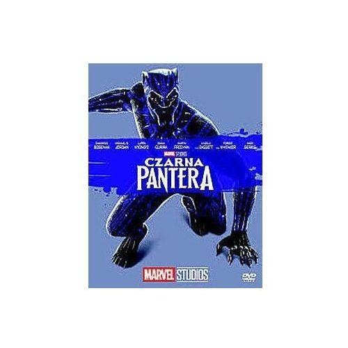 CZARNA PANTERA (DVD) KOLEKCJA MARVEL (Płyta DVD)
