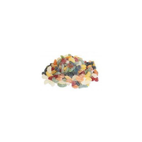Vangusto - żelki Gumix kwaśny z posypką - 1 kg, 5900652600144