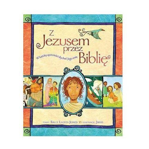 Z Jezusem przez Biblię (9788361097556)