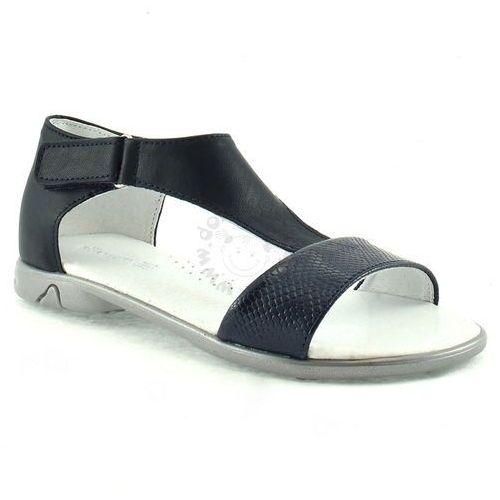 Sandały Kornecki 4750 - Granatowy