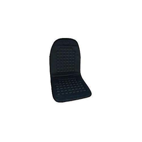 Mata magnetyczna na fotel samochodowy CZARNA + DOSTAWA 24H // ODBIÓR OSOBISTY WARSZAWA ul. Grochowska 172, ul. Modlińska 237 // ze sklepu motoautko