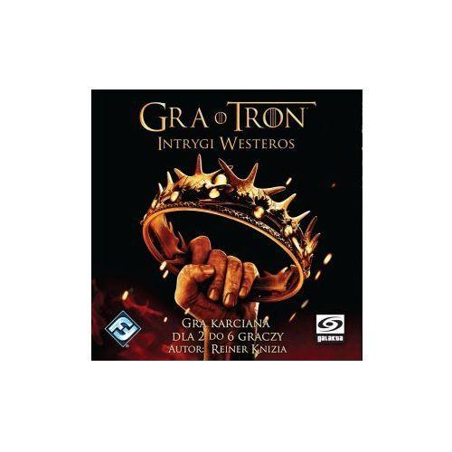 Gra o tron: intrygi westeros. gra planszowa marki Galakta