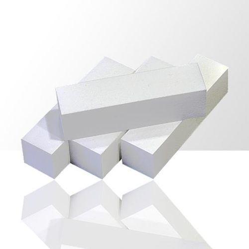Blok biały 240/240 do obróbki żelu i akrylu - produkt z kategorii- pilniki i polerki do paznokci