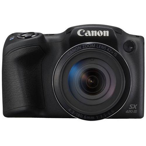 Canon PowerShot SX420, aparat