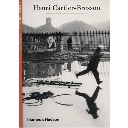Henri Cartier-Bresson (New Horizons) (160 str.)