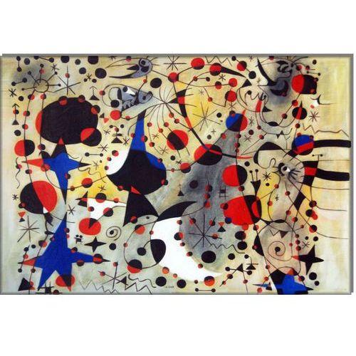 The nightingale's song at midnight and the morning rain - Joan Miro, marki ramarama.pl do zakupu w Galeria obrazów RAMARAMA