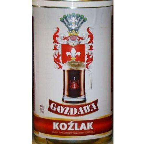 Gozdawa Piwo domowe.  1,7 kg opalizujący koźlak df z kategorii Alkohole