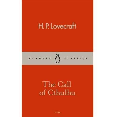 The Call of Cthulhu - Wysyłka od 3,99, Penguin Books