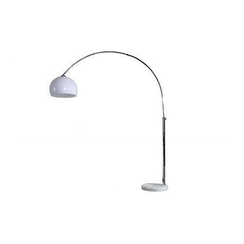 King home Lampa stojąca slack biała (4250243536477)