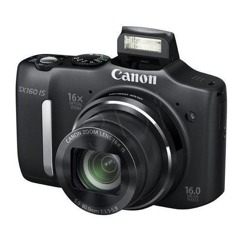 Canon PowerShot SX160 [zoom optyczny 16x]