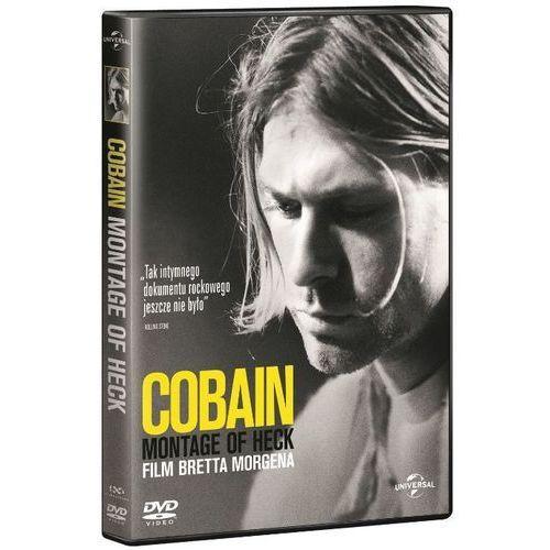 Filmostrada Cobain. montage of heck [dvd] - brett morgen od 24,99zł darmowa dostawa kiosk ruchu (5902115600937)