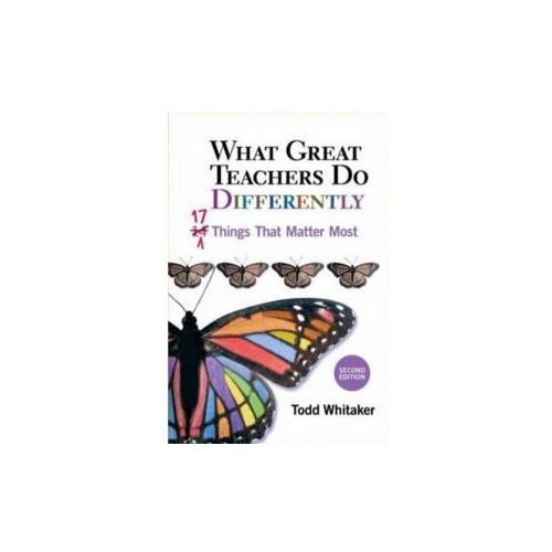 What Great Teachers Do Differently (9781596671997)
