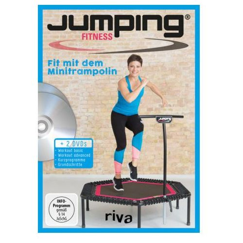 Jumping Fitness - basic & advanced