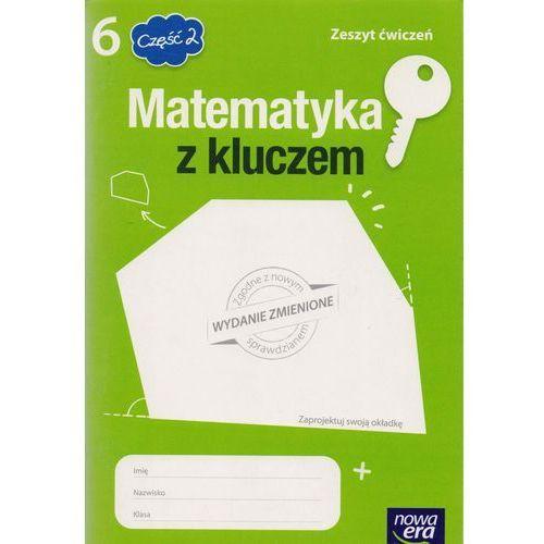 Matematyka z kluczem. Zeszyt ćwiczeń 6 część 2 (9788326717871)