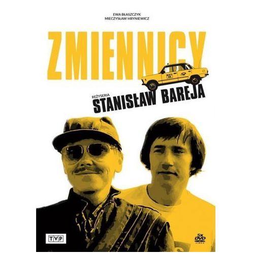 Telewizja polska s.a. Zmienniecy dvd (5902739669419)