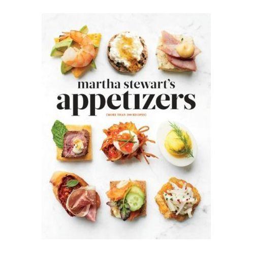 Martha Stewart's Appetizers Stewart, Martha