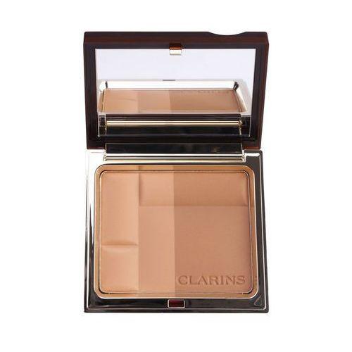 bronzing duo face make-up mineralny puder brązujący o ml dla pań marki Clarins