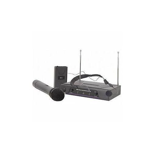 Bezprzewodowy zestaw mikrofonówQTX 171.810 VHF sluchawka, 171.810UK