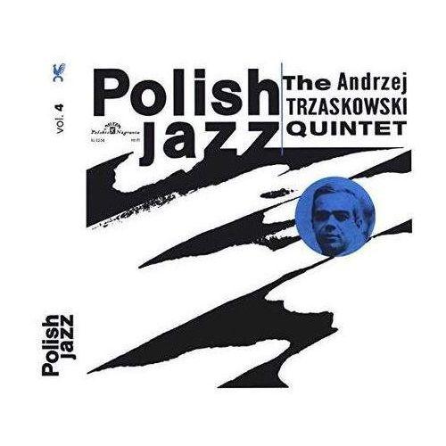 Warner music Andrzej quintet trzaskowski - andrzej trzaskowski quintet (polish jazz)