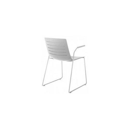 Krzesło Skin Sled-Base Resol Armchair, kolor Krzesło