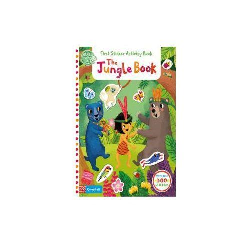 The Jungle Book: First Sticker Activity Book