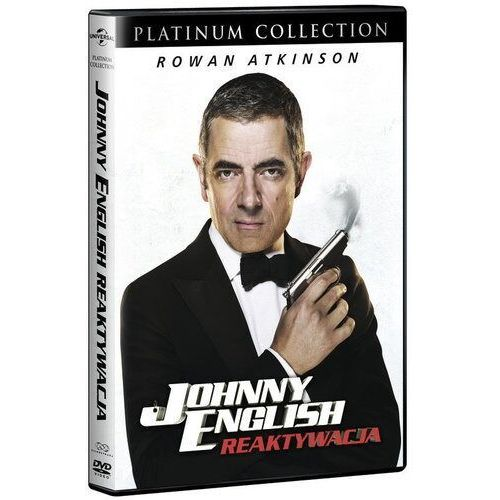 Universal music Johnny english reaktywacja platinum collection (płyta dvd) (5902115610257)